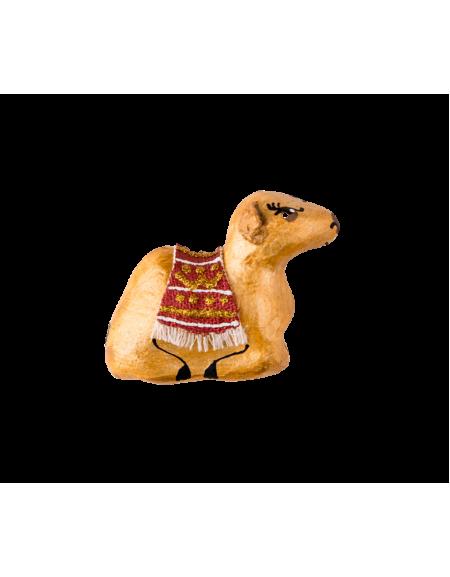 Sculptural toy camel