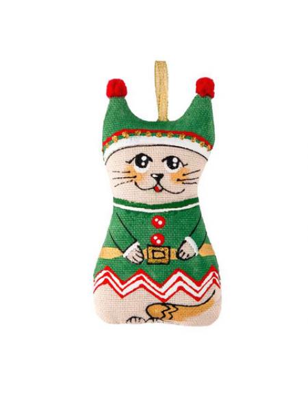 Kitten elf