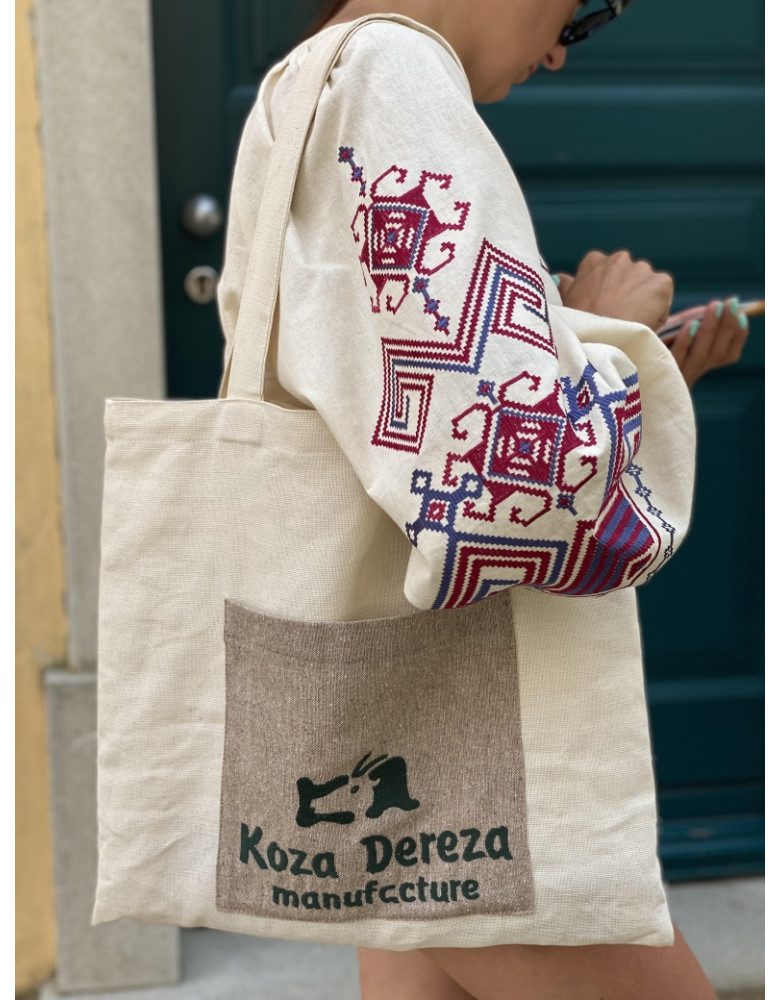 Shopper branded Koza Dereza