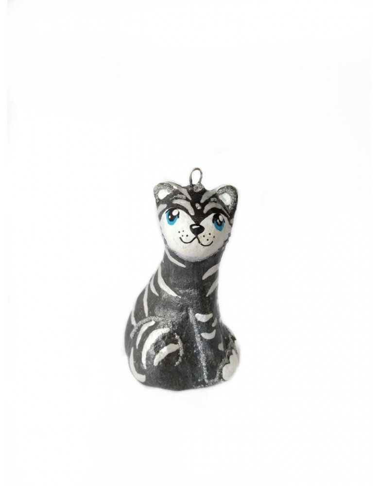 Symbol of the year 2022 Black water tiger