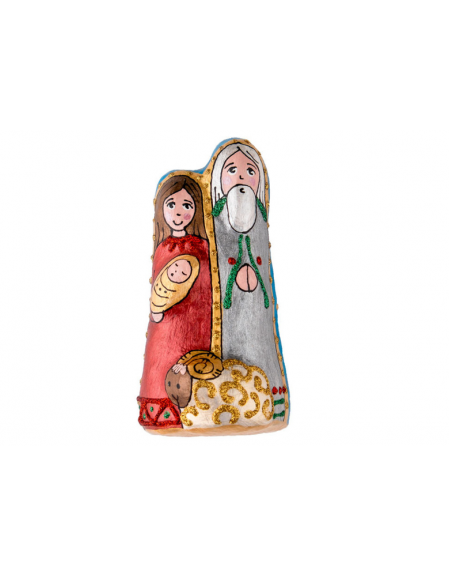 """Малая вертеп скульптурная композиционная """"Святое семейство"""""""