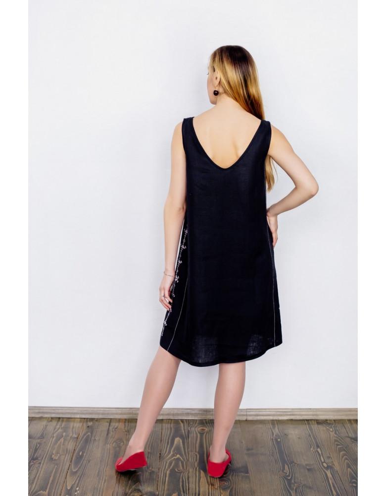 Dress wiht embroidery Zirka