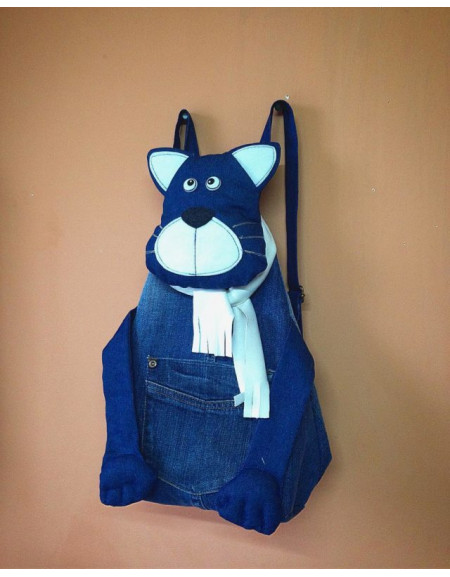 Backpack «Cat Matsko»