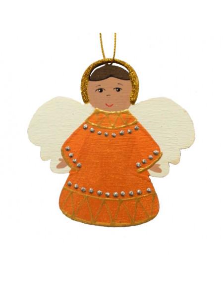 Painted angel (orange)