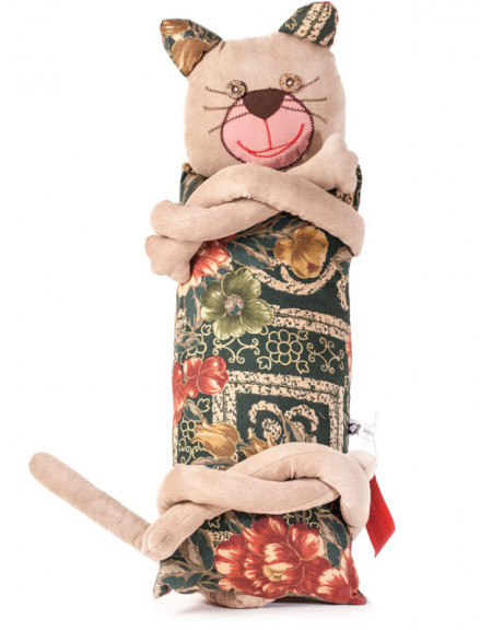 Pillow-Toy «Long-legged Cat»