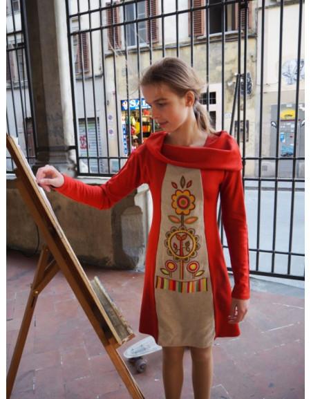 Сукня дитяча «З вазоном»