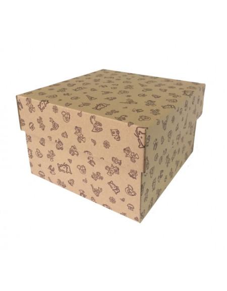 Carton box «Cat»
