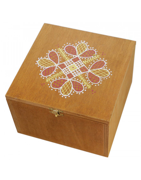 Коробка «Квітка»
