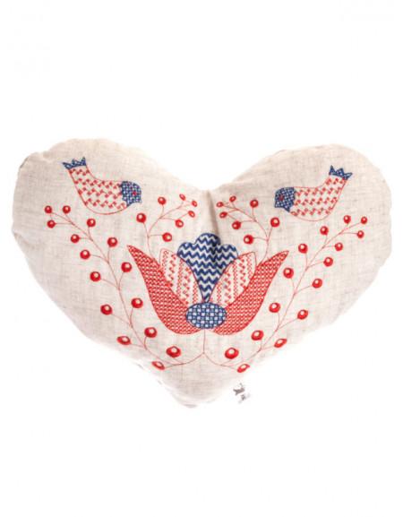 Подушка Серце