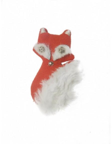 Лисичка с белым хвостиком