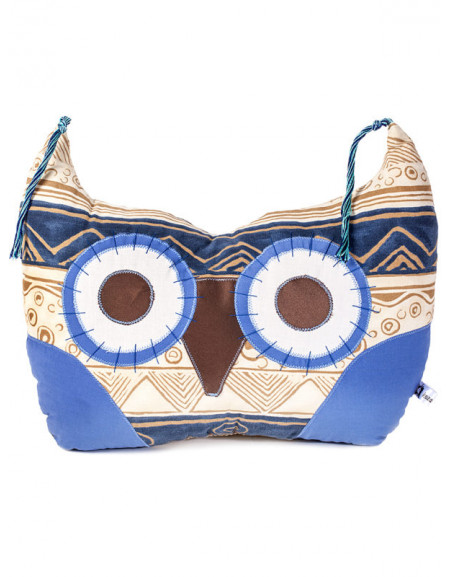 Owl toy pillow