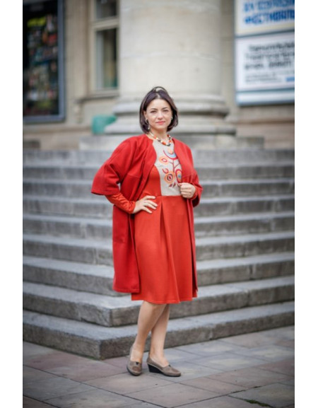 Red Coat (big size)