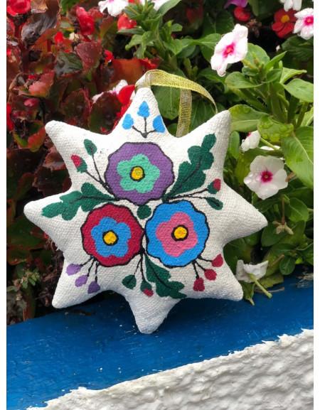Flowered Star