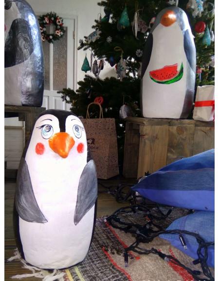 Пінгвін дівчинка