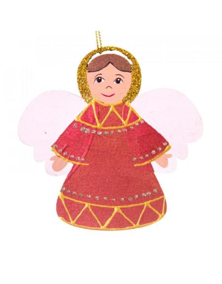 Painted Angel (bordeaux)