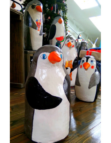 Пінгвін хлопчик