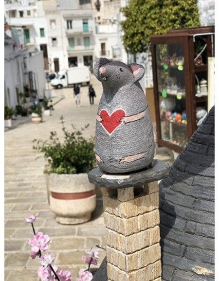 Rat with a Heart