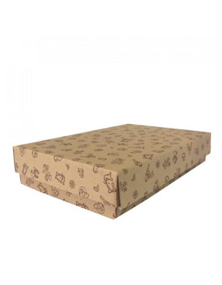 Cardboard box «House»