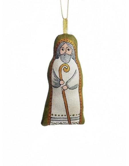Иосиф, текстильный декор