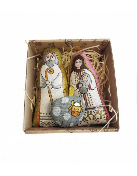 Набір «Марія, Йосип і корівка»