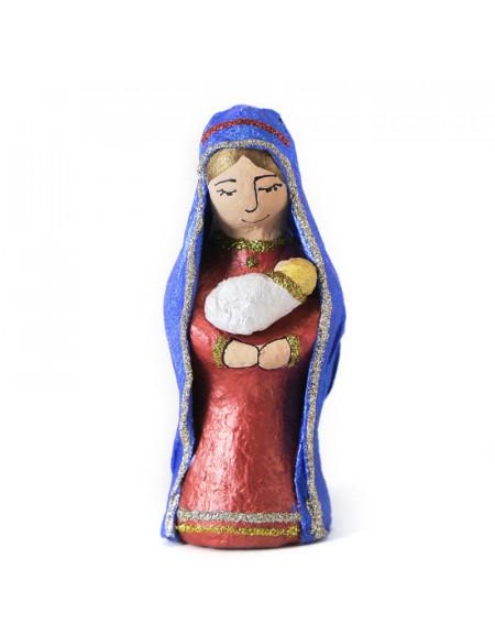 Марія з немовлям
