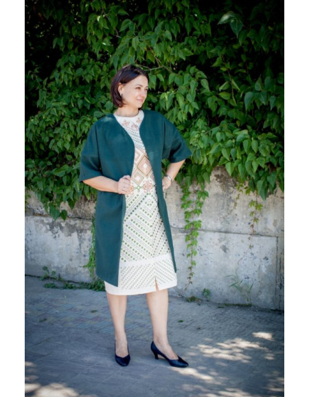 Green coat (big size)