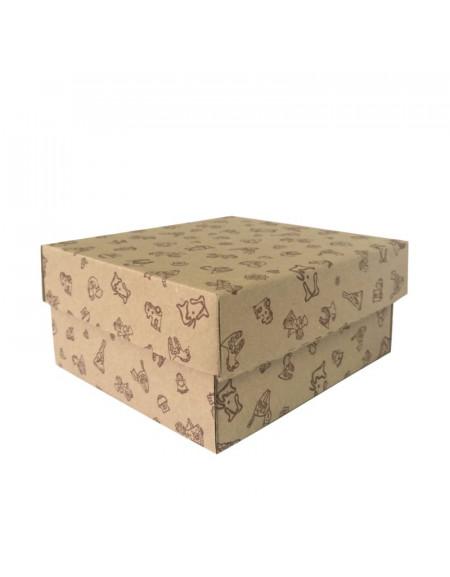 Cardboard box «Star»