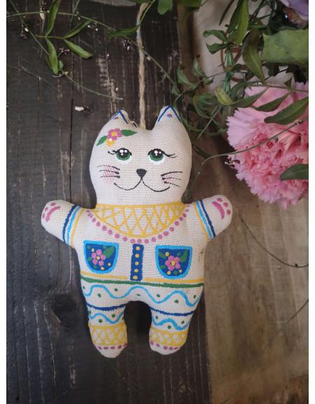 Spring Kitten Girl